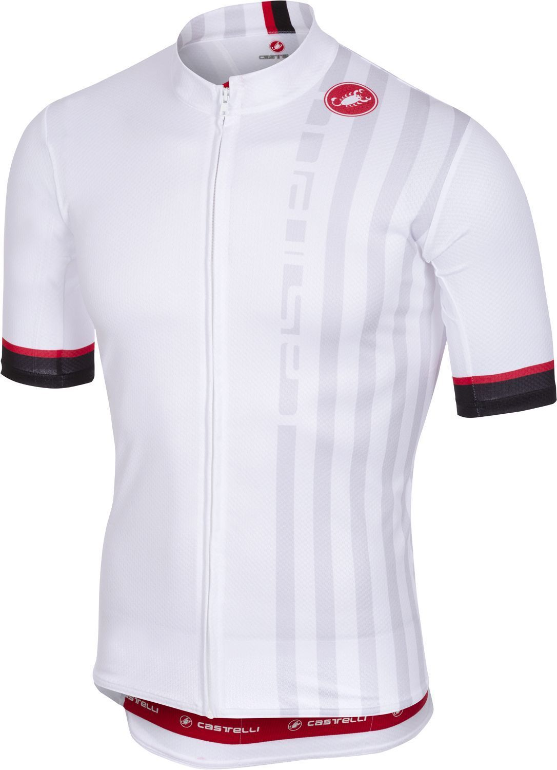 Castelli PODIO DOPPIO - short sleeve cycling jersey white. Previous 086d7dd9a