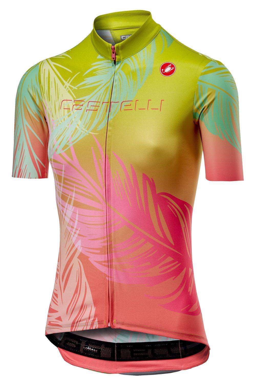 81e285106 Castelli TABULA RASA womens short sleeve cycling jersey piuma pink. Previous