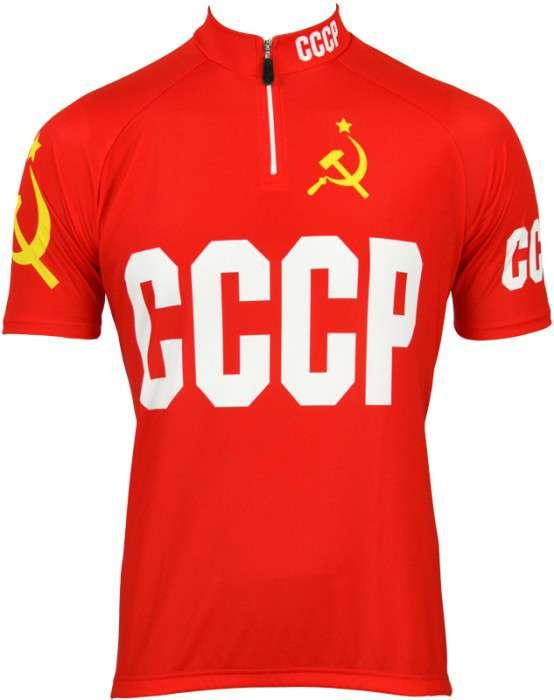 e9e905cc5 Trikotexpress | CCCP tricot (jersey short sleeve) - Nalini design ...