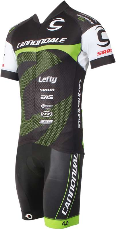 cannondale factory racing bekleidung