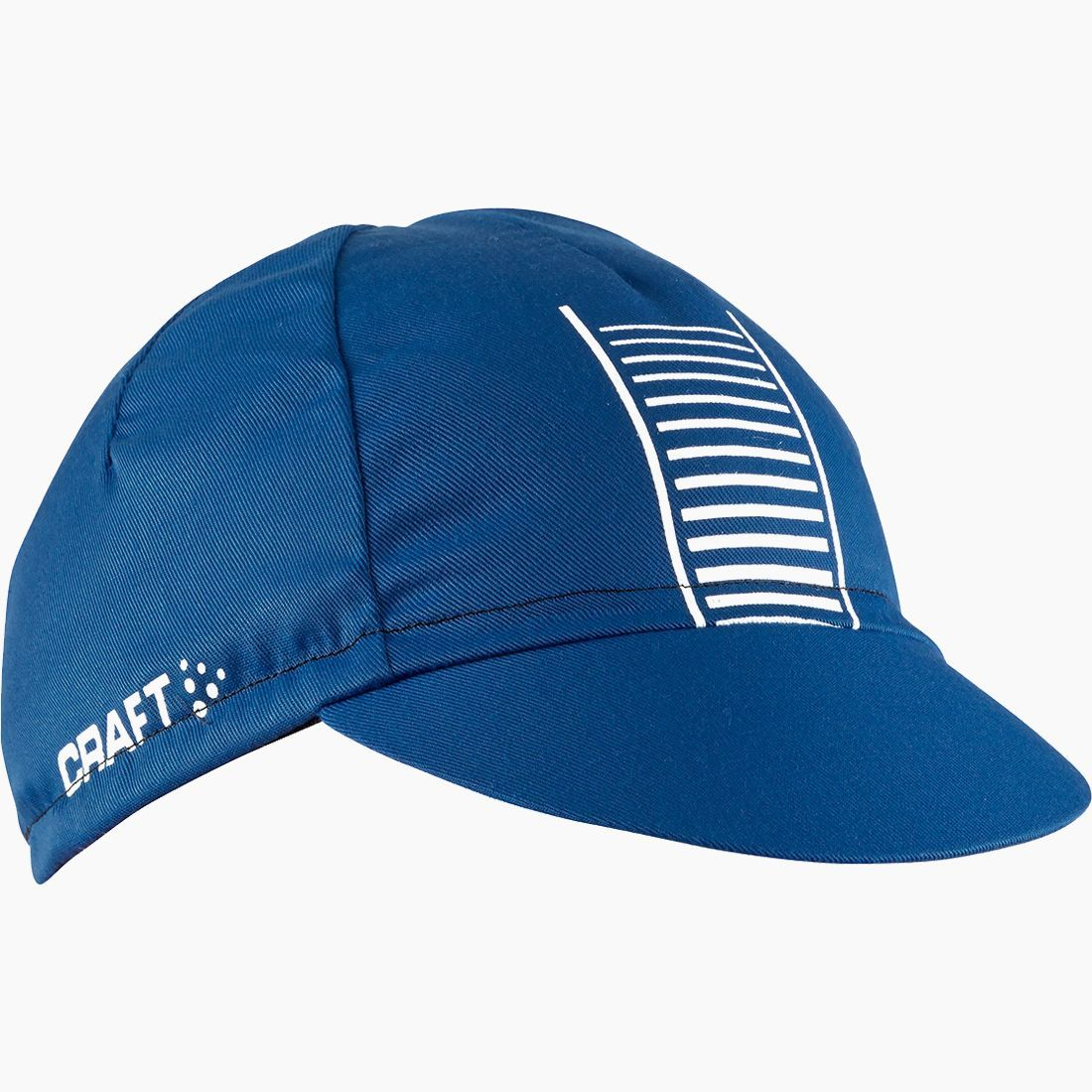 Trikotexpress craft classic bike cap cycling cap blue for Cap crafter