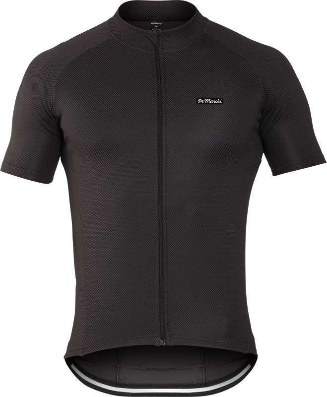 a999df05c De Marchi CORSA EVO short sleeve jersey black. Previous