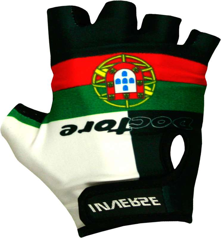 93576a43d DOCTROE Inverse cycling team - cycling short finger gloves. Previous