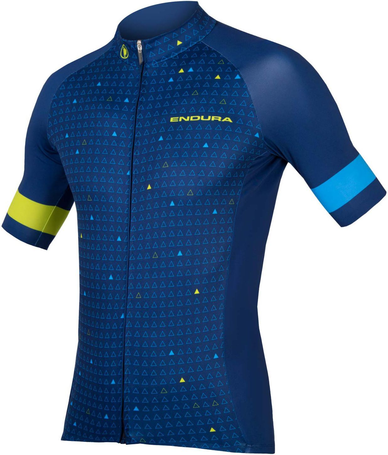 Endura Graphics S S short sleeve cycling jersey blue (E3145NA). Previous 785f4601a
