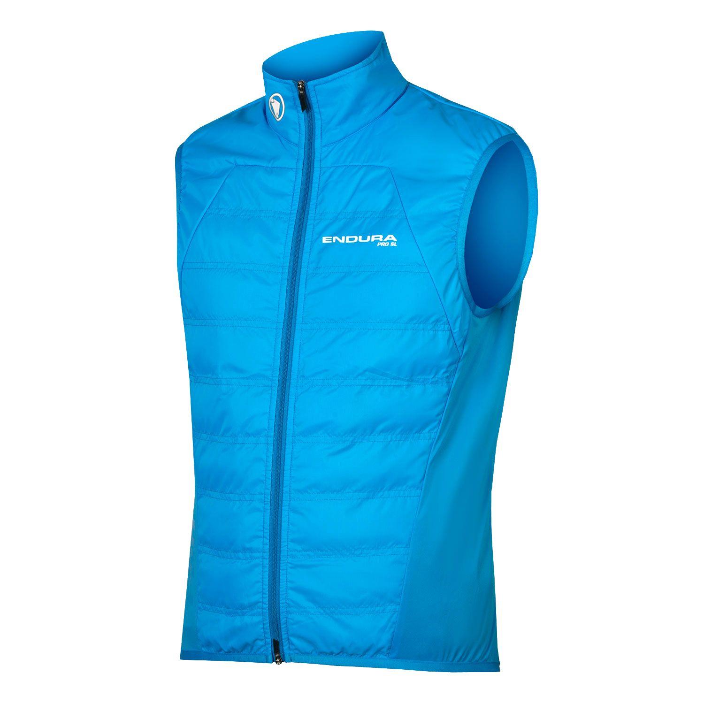 430bdb97b ENDURA PRO SL PRIMALOFT® cycling gilet blue (E3069BV)