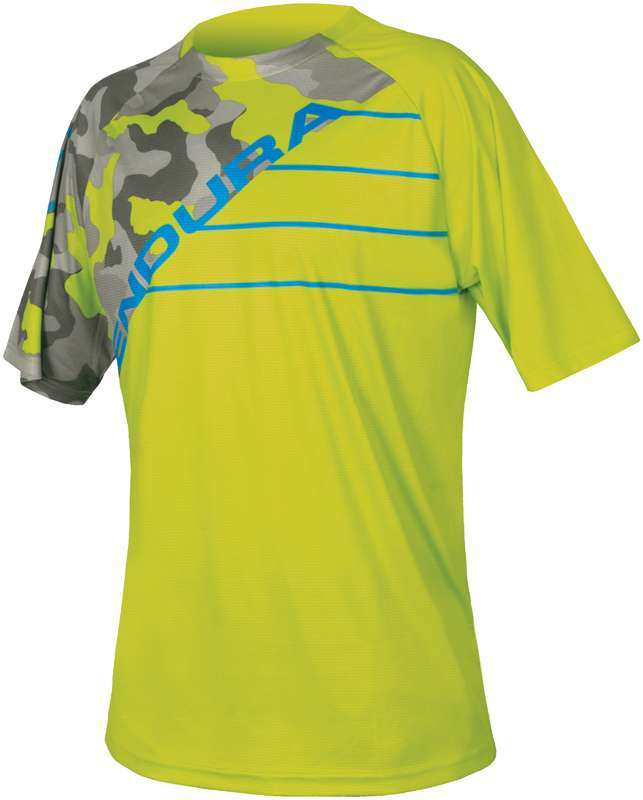 1c7e3240a Previous. Endura SINGLETRACK PRINT T - mtb freeride long sleeve cycling  jersey limegreen ...