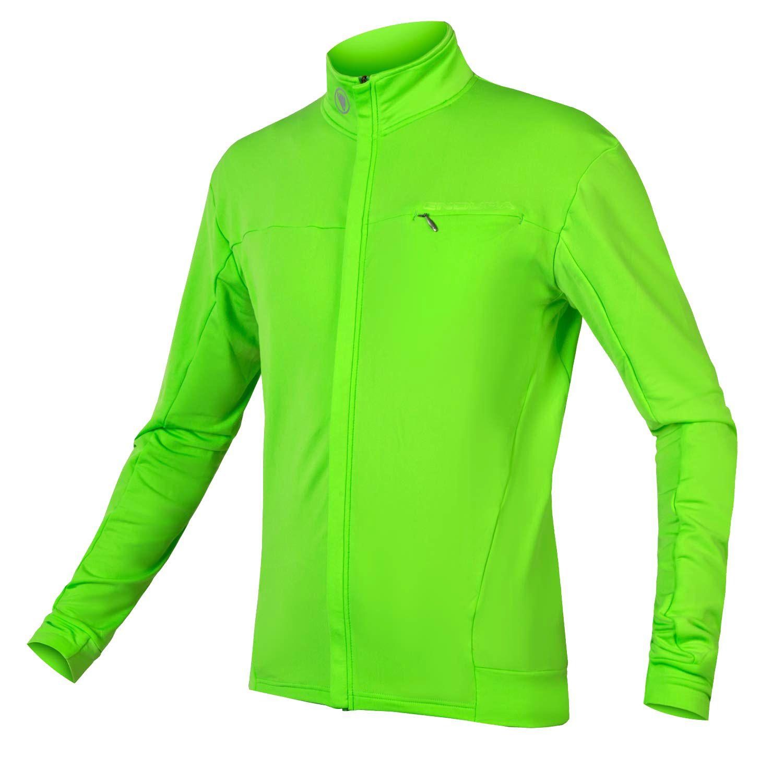 ENDURA XTRACT ROUBAIX long sleeve cycling jersey green (E3134GV) cc5f4acae