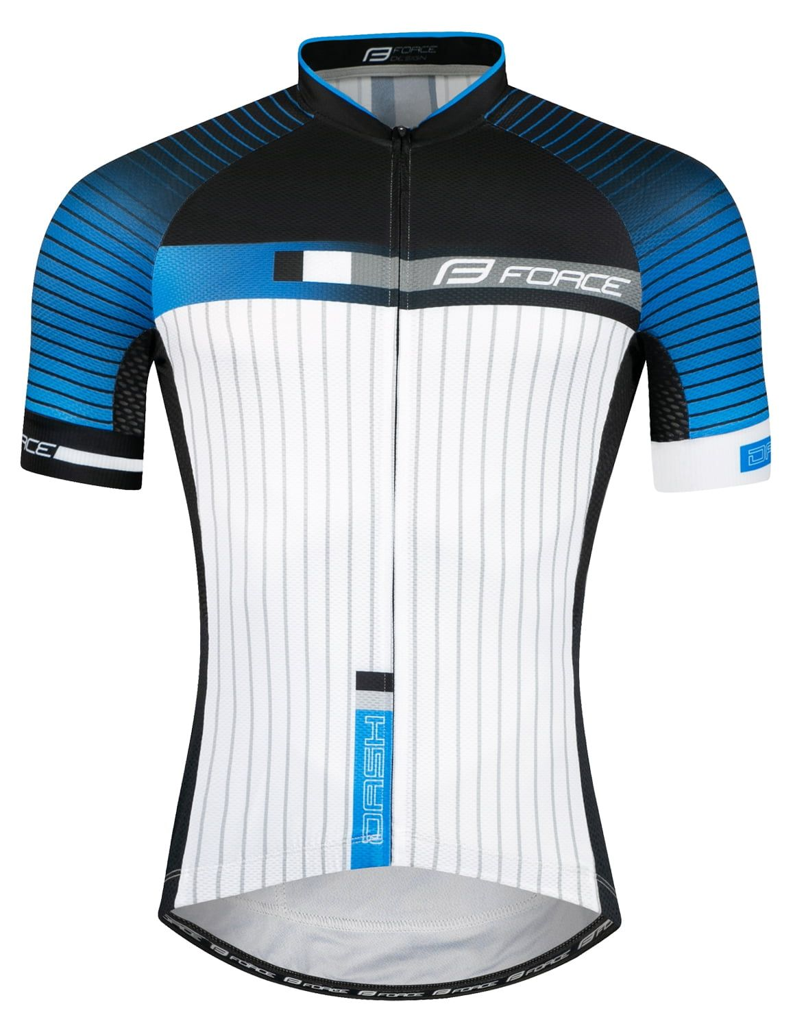 Force Bicycle Jersey Dash Short Sleeve//900115