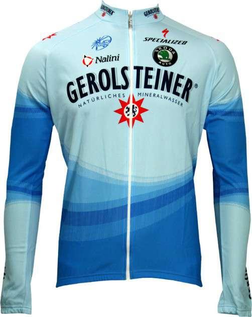 3438ac774 Gerolsteiner 2006 Skoda Nalini professional team - cycling long sleeved  jersey. Next