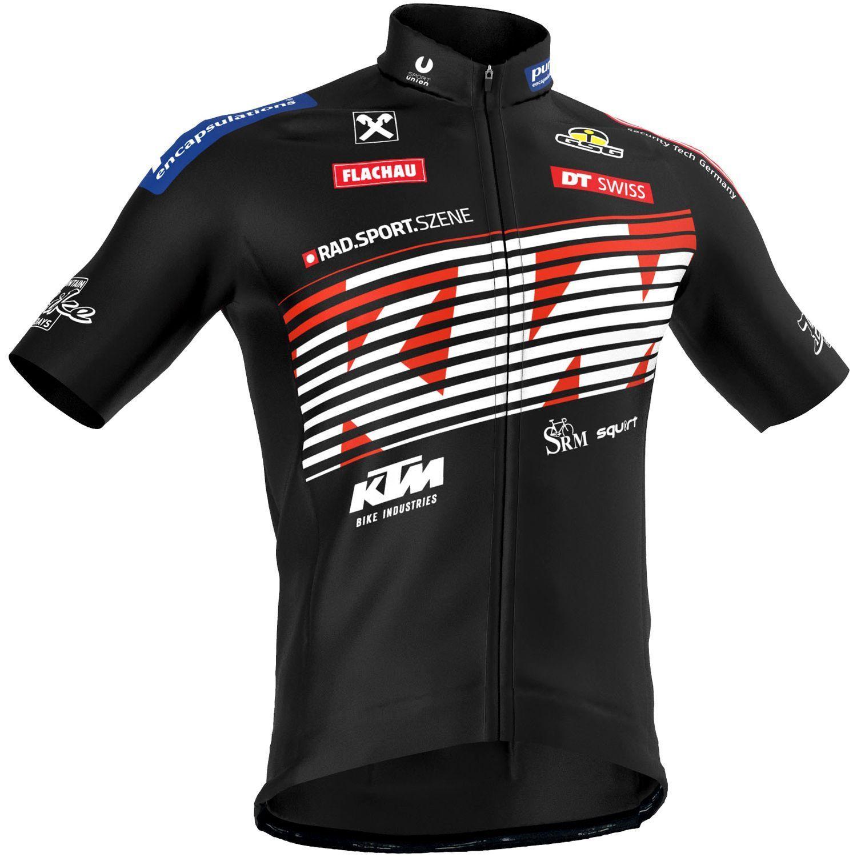 a8524ec4d GIESSEGI KTM PRO Team 2018 short sleeve cycling jersey - professional  cycling team