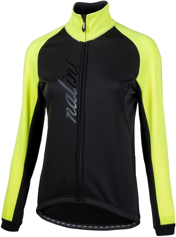 amplia selección de colores la compra auténtico Venta caliente 2019 Chaqueta de ciclismo térmica Mujer Crit Lady Jkt (negro/amarillo) de PRO  (I18-4050)