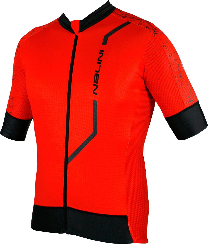 NALINI VELOCITA 2.0 short sleeve cycling jersey red (E19-4100S) 39509d4d0