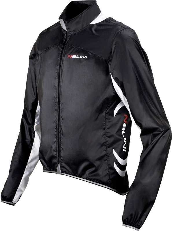 NALINI PRO MESA full season wind jacket black (I16-4000) 1cef33d04