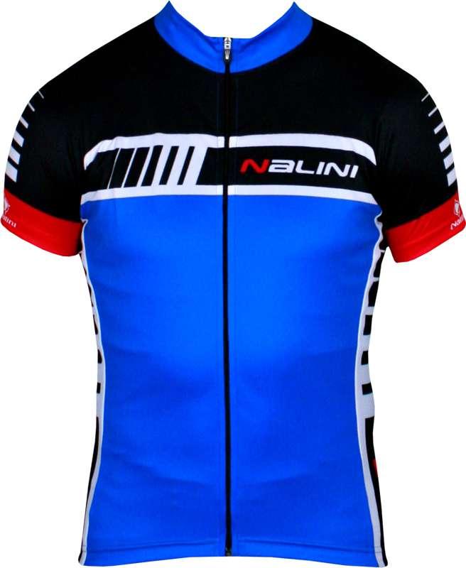 Nalini PRO TESCIO short sleeve jersey blue. Previous ece3e5207