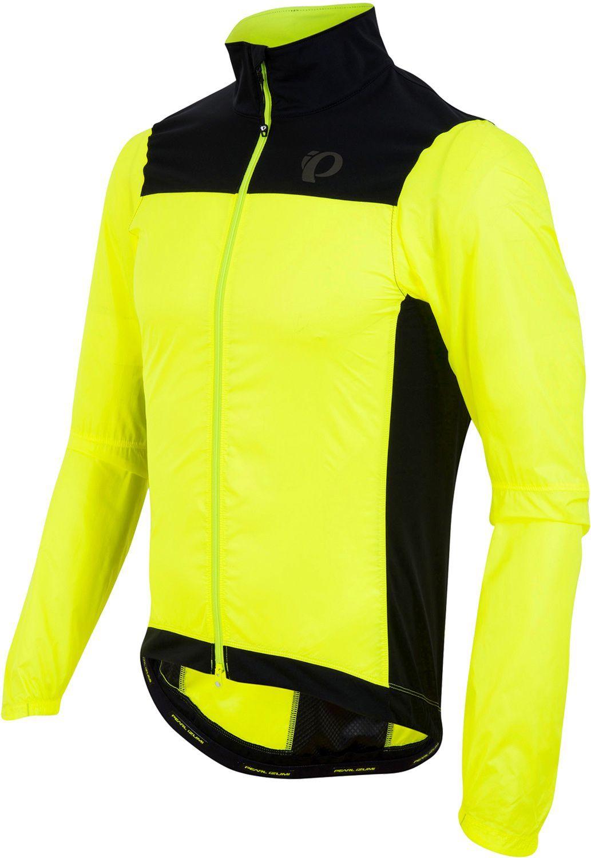 huge discount 412c2 60816 P.R.O. Barrier Lite Fahrrad Windjacke neongelb/schwarz