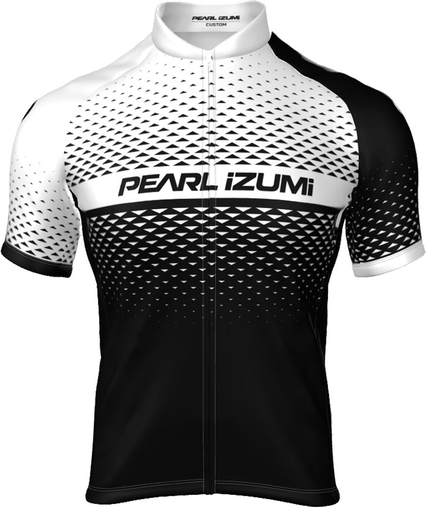 Pearl Izumi SELECT ESCAPE LTD short sleeve cycling jersey black white.  Previous 6f4eed457