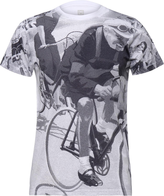 new arrival d18f4 57f8d EROICA BERRUTI T-Shirt weiß/bedruckt