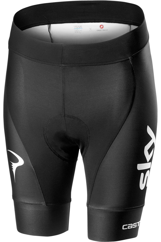 60d840f00 CASTELLI TEAM SKY 2019 FAN womens cycling shorts - professional cycling team
