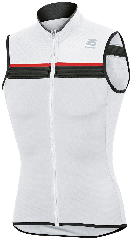 SPORTFUL PISTA sleeveless cycling jersey white. Article no.  1101743-001 6468f4970