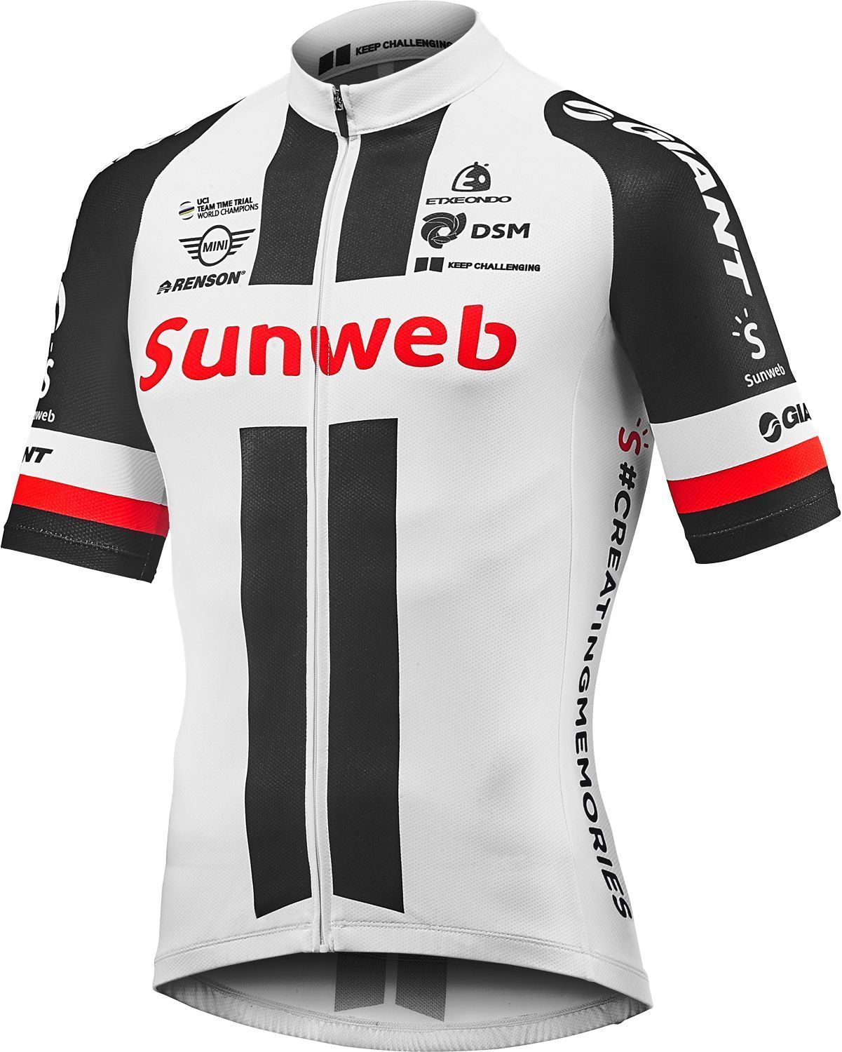 Team Sunweb(Last Year s Rank – 14)  Keeping a jersey unmuddled is a nice  thing 87233e477