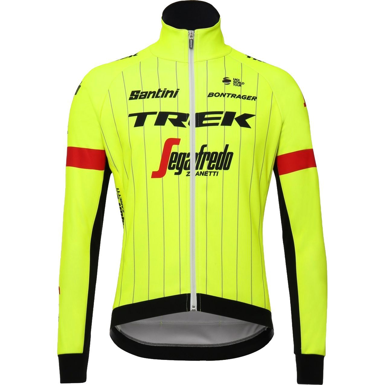 Previous. TREK - SEGAFREDO 2018 training edition winter cycling jacket -  Santini professional cycling team e0c2f53be