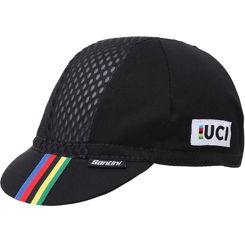 861eb2a1ce8 UCI World Champion-Fashion 2018 cycling cap - Santini. Previous