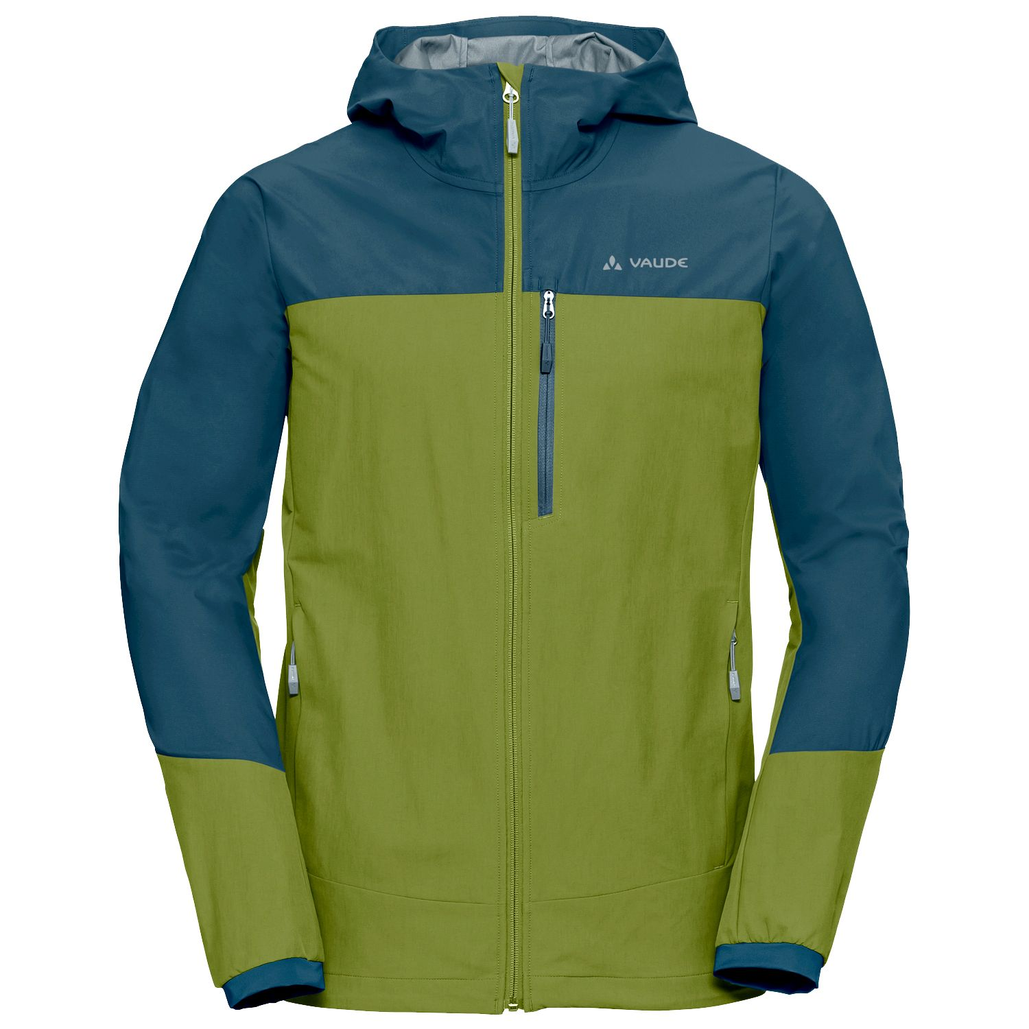 reputable site 35535 91e17 SKARVAN S softshell Jacket holly green