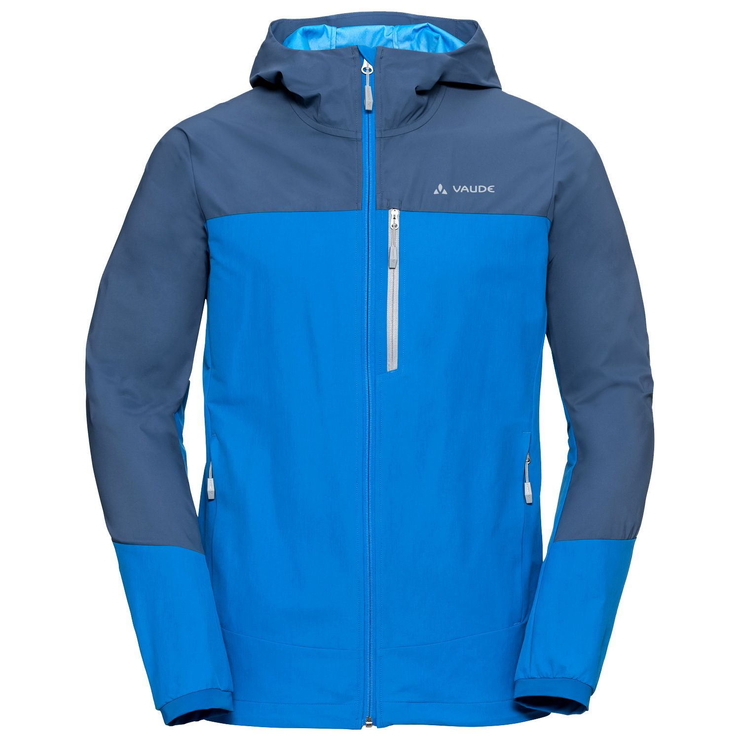 best website 80d5b c613f SKARVAN S softshell Jacket radiate blue