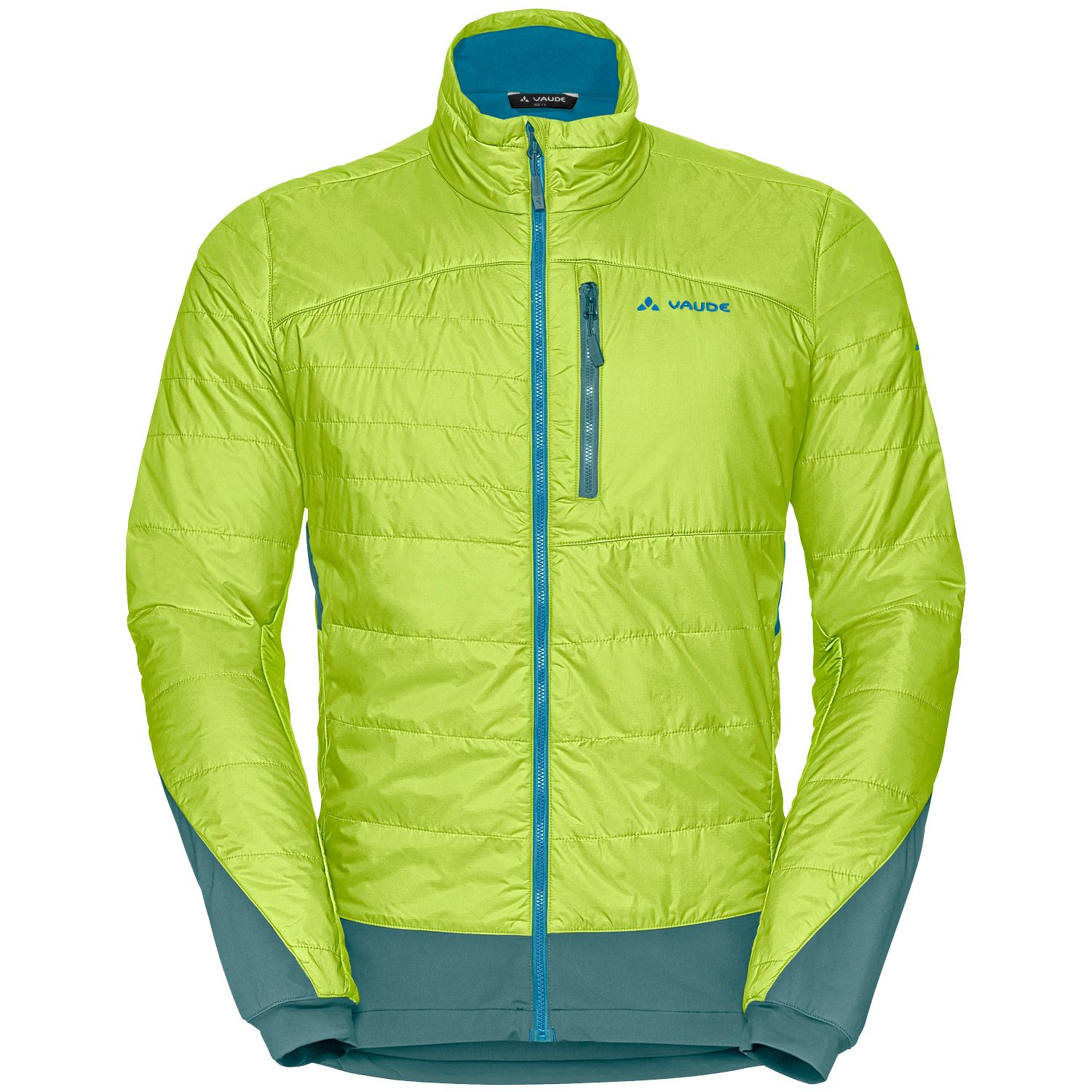 timeless design f3a76 28ffa Men MINAKI Jacket II thermo chute green