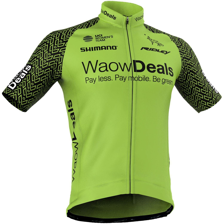 9760c055d GIESSEGI Waowdeals Pro Cycling 2018 short sleeve cycling jersey - professional  cycling team