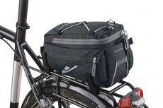 Vaude SILKROAD S (4 L) Fahrrad Gepäckträgertasche black