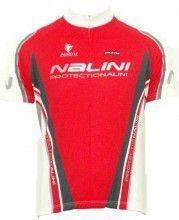 VALDAGNO rot - Kinder-Radsport-Kurzarm-Trikot - NALINI Radsportbekleidung