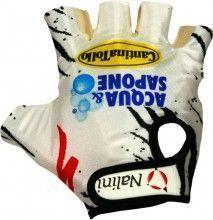 Acqua & Sapone 2002 Nalini Radsport-Profi-Team - Radsport-Kurzfinger-Handschuh