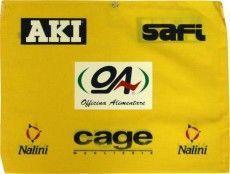 Original Retro AKI Verpflegungsbeutel Tour de France
