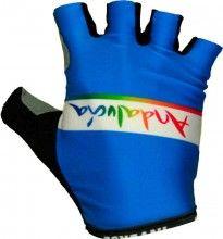 ANDALUCIA Inverse Radsport-Profi-Team - Kurzfinger-Handschuh