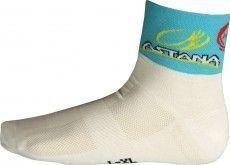 ASTANA 2015 Coolmax-Socken - MOA Radsport-Profi-Team