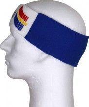 Banesto Winter-Stirnband Nalini-Radsport-Profiteam blau