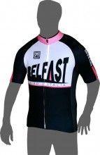 Giro d'Italia 2014 BELFAST-Etappentrikot - Santini Radsport Kurzarmtrikot