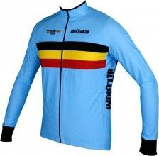 Belgien Nationalteam Langarmtrikot 1