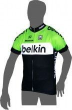 BELKIN PRO CYCLING 2014 Kinder-Trikot - Santini Radsport-Profi-Team