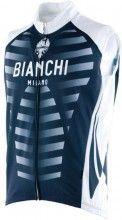 Bianchi Milano Trikot ohne Arm BERNINA grau