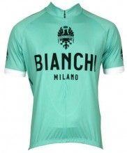 Bianchi Milano Kurzarmtrikot PRIDE - Grandi Classiche