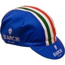 Bianchi Milano Cap Neon blau 1