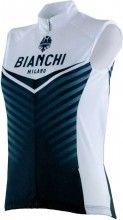 Bianchi Milano ROSA Trikot ohne Arm schwarz 1