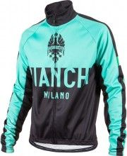 Bianchi Milano Winterjacke ZANICA schwarz celeste 1