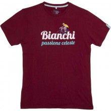 Bianchi Passione Vintage Shirt bordeaux 1