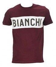 Bianchi EROICA - Vintage Shirt bordeaux 1