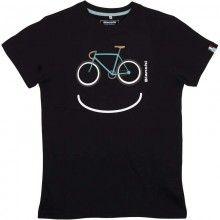 Bianchi SMILE Shirt schwarz 1
