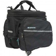 Bianchi SPORT Gepäckträgertasche schwarz 1