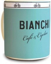 Bianchi Cafe & Cycles Kaffeetasse celeste 1